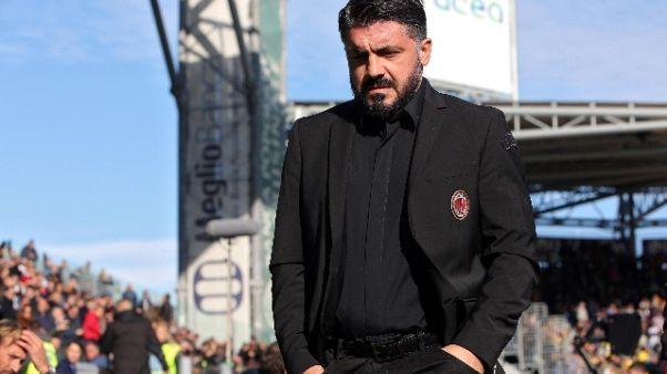 Salvini, Milan senz'anima e senza idee