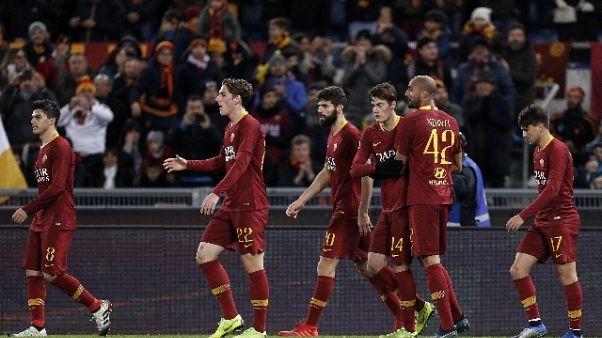 Serie A: vincono Roma e Torino