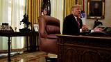 On shutdown, Trump vows to wait as long as it takes for wall funding