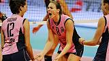 Pallavolo: serie A/1 donne, perde Novara