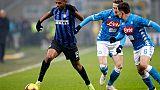Serie A: Inter-Napoli 1-0