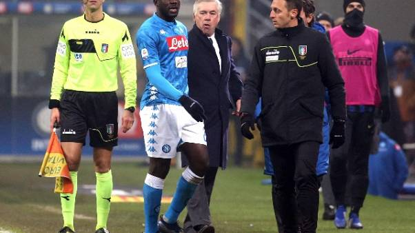 Ancelotti,chiesto 3 volte stop per 'buu'