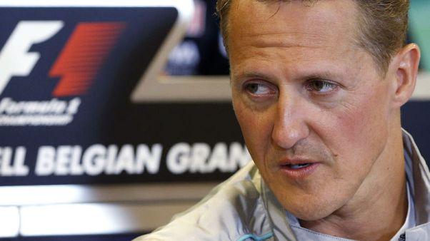 Schumacher in F1's thoughts as stricken great turns 50