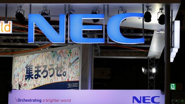 Japan's NEC says to spend around $1 billion to acquire Denmark's KMD
