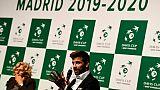 """Photos insolites de 2018: Piqué """"rachète"""" la Coupe Davis"""