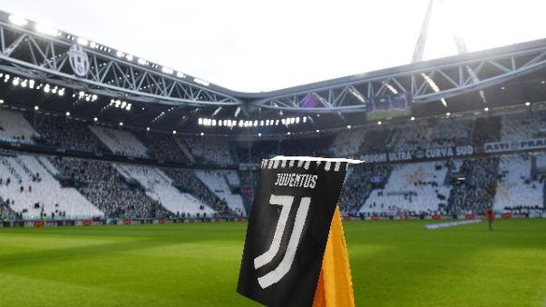 Juventus:debutto sprint su Ftse Mib, +5%