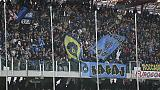 "Inter-Napoli, ""100 ultrà contro van"""
