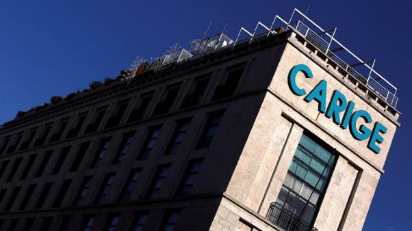 Carige's top investor to meet ECB after blocked cash call-sources