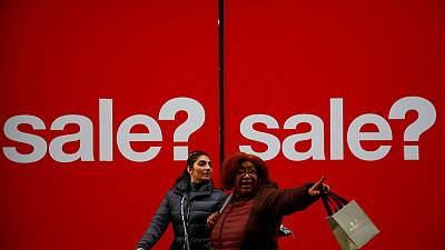 UK shoppers down for third consecutive year on Boxing Day