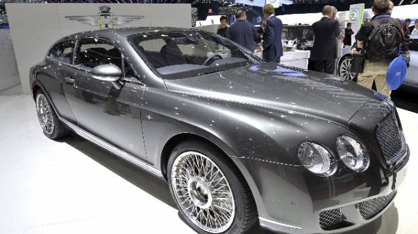 Sequestrata in dogana Bentley di Iannone