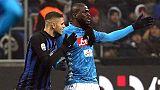 Koulibaly:legale Napoli'match a rischio'