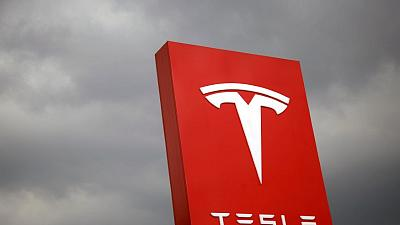 Tesla sets up Shanghai financial leasing unit as China plans accelerate