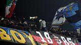 Giudice, 2 turni a porte chiuse a Inter