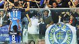 Tifoso morto: niente interisti a Empoli