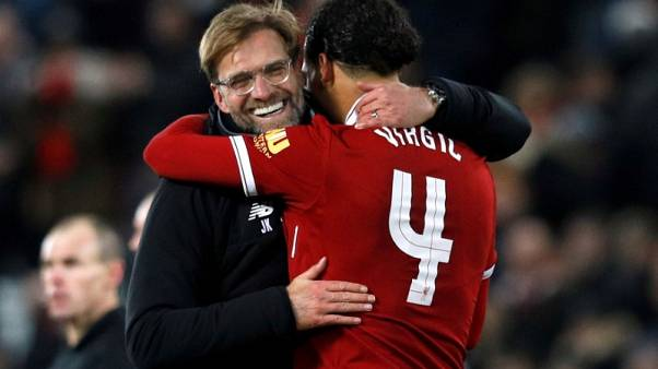 Liverpool's defence stands tall ahead of Arsenal test