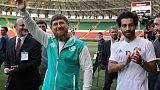 Photos insolites de 2018: Salah et l'Egypte à Grozny