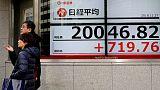 المؤشر نيكي ينخفض 0.6% في مستهل تعاملات طوكيو