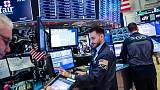 Equities markets limp to finish line after volatile week