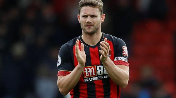 Bournemouth skipper Francis out for season with knee injury