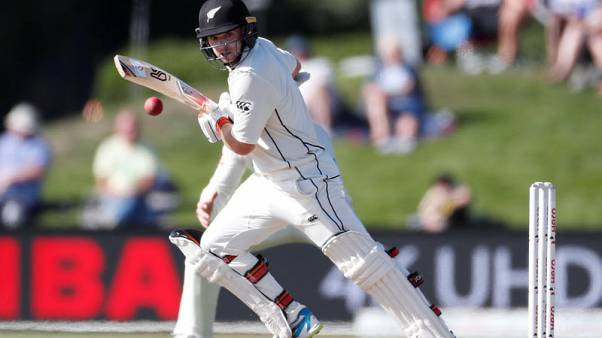 Latham shines for dominant New Zealand as big win beckons