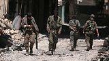 الجيش السوري ينتشر في منطقة منبج بعد دعوة كردية لحمايتها من هجوم تركي