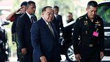 Watchdog clears Thai junta deputy over luxury watches