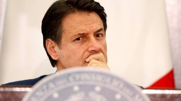 Italy PM backs halting arms sales to Saudis