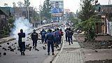 Manifestations pré-électorales en RDC: un mort et quatre blessés à Beni