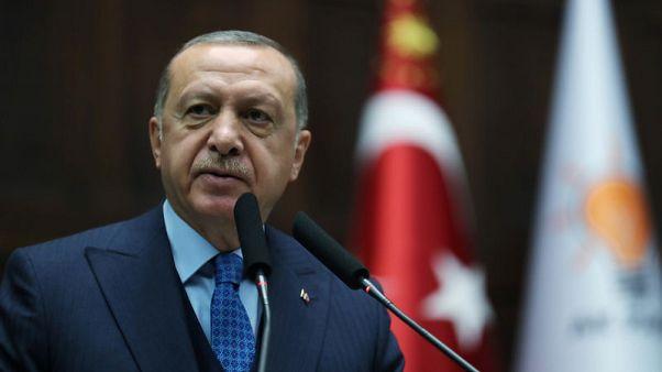 أردوغان: لن يبقى لدينا ما نفعله عند مغادرة وحدات حماية الشعب لمنبج