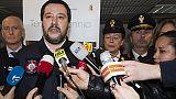 Salvini, chiusura stadi risposta errata