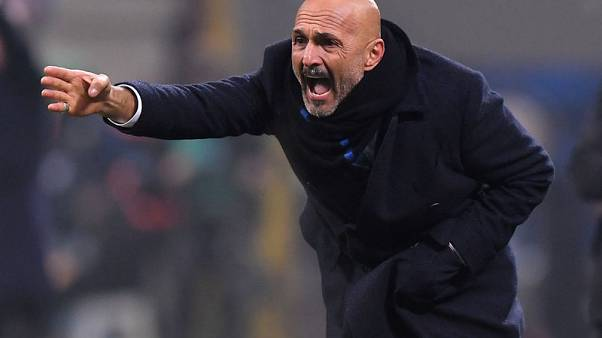 """""""That's enough,"""" says Inter coach Spalletti, after racism and violence"""