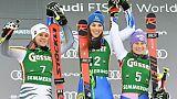 Ski: fin de série pour Shiffrin, Worley sur le podium du géant à Semmering