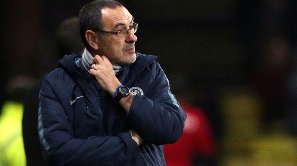 Time to resolve Hazard's Chelsea future - Sarri