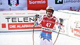 Ski: avec Bailet et Clarey, deux Bleus dans le Top 10 de la descente de Bormio