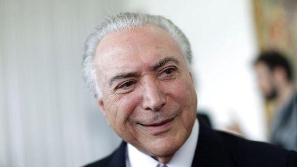 Brazil's Temer creates data protection agency - official gazette