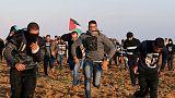 قوات إسرائيلية تقتل فلسطينيا بالرصاص في احتجاجات على حدود غزة