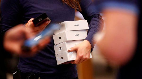 Citi cuts first-quarter iPhone production estimates on weak demand