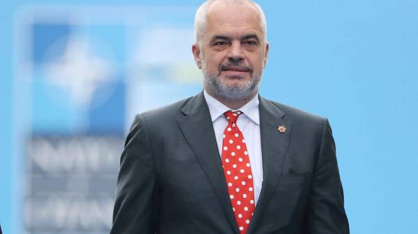 Albanian PM reshuffles cabinet after student protests
