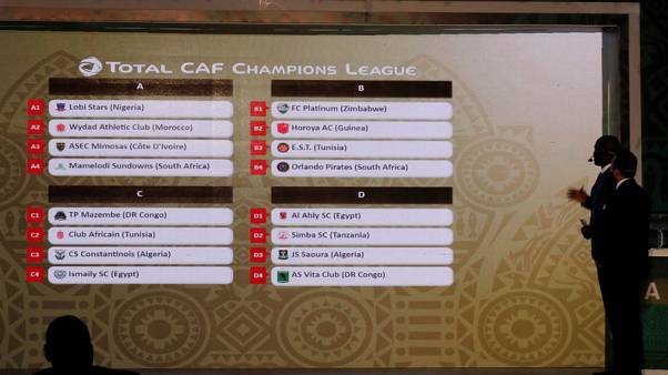 Kind draw for Esperance in African Champions League defence