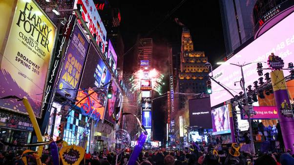 New York police to use drone for first time at New Year's Eve party