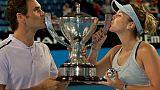 Hopman Cup: Federer affrontera Serena Williams, l'Allemagne pour la France