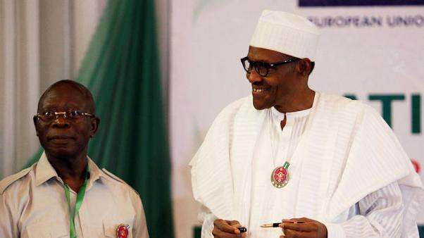 Nigeria ruling party launches President Buhari's re-election campaign