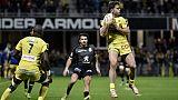 Top 14: Clermont a la main, Toulouse en embuscade