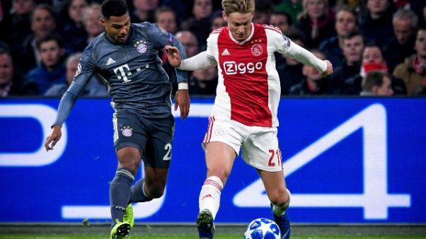 De Jong vicino a Barca,ma Bayern insiste