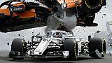 Photos fortes de 2018: Formule 1 vole...