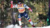 Tour de ski: Klaebo déjà devant
