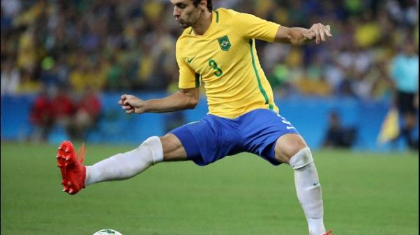 Rodrigo Caio niente Italia,va a Flamengo
