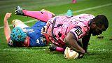 Top 14: le Stade Français s'en sort de justesse face à Grenoble