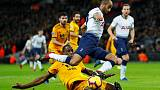 Wolves stun high-flying Spurs, Fulham and Cardiff grab late wins
