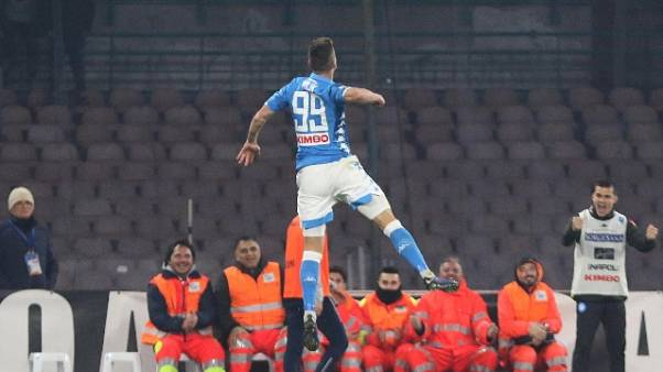 Serie A: Napoli-Bologna 3-2